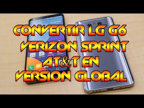 8 0]UNBRICK - GLOBAL ROM LG G6 SPRINT- VERIZON- ATT - GLOBAL LS993