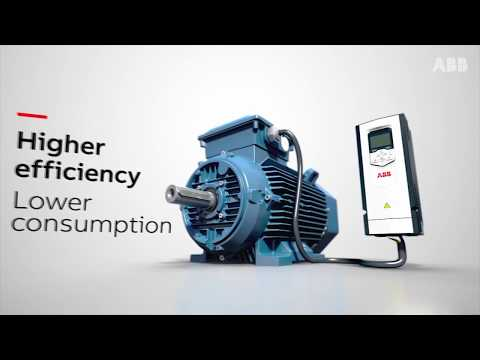 The secrets behind the technology - ABB Synchronous reluctance motor-drive packages