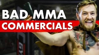 Top 10 Awesomely Bad MMA Commercials