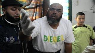 preview picture of video 'من داخل المشرحة ببورسعيد: الشهيد محمد أحمد غريب Port Said'