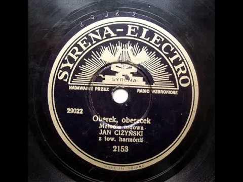 Jan Cizynski - Oberek, oberecek (1939).avi