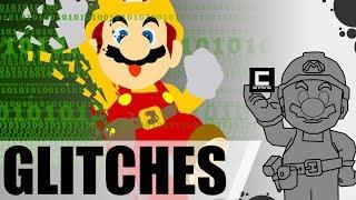 7 Crazy Super Mario Maker Glitches! (by Pat GLITCH)