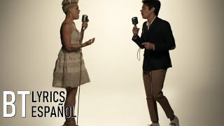 Pink   Just Give Me A Reason Ft. Nate Ruess (Lyrics + Español) Video Official