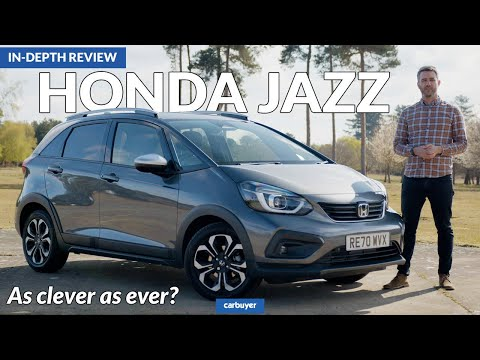 New Honda Jazz (Honda Fit) in-depth review: as clever as ever?