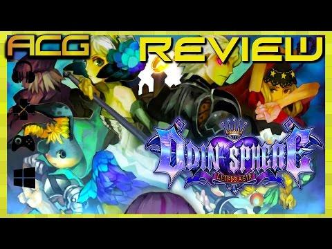 Odin Sphere Leifthrasir Review - YouTube video thumbnail