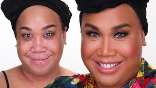 My 10 Minute Everyday Makeup Routine | PatrickStarrr - Video Youtube