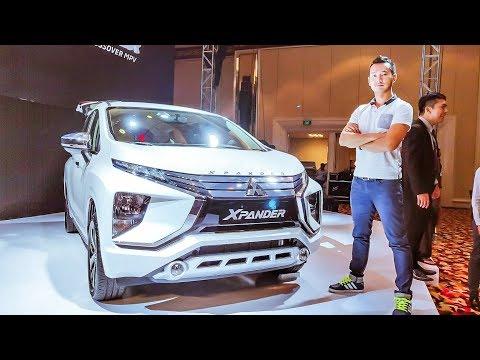 Mitsubishi Xpander 550 triệu có đáng mua? Tìm hiểu nhanh với Hùng Lâm   XEHAY.VN 