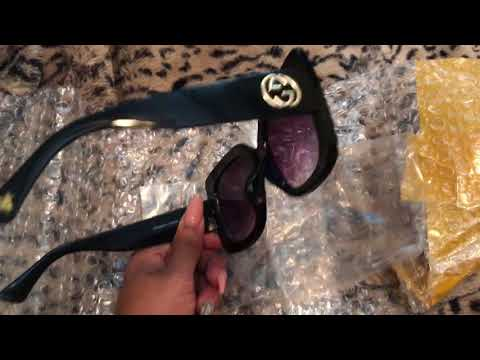 GUCCI SUNGLASSES FROM ioffer