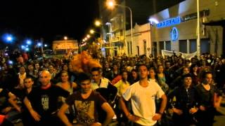 preview picture of video 'FLASH MOB PARANÁ - LEY NACIONAL DE DANZA'