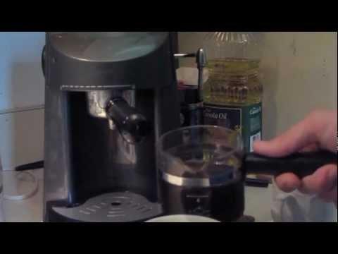 , Mr. Coffee ECM20 Steam Espresso Maker, Black