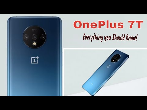 OnePlus 7T - Here's Everything you need to know