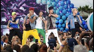 CNCO canta 'Pretend' en Teen Choice 2019
