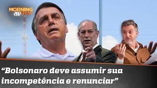 Brasil quebrado: Luciano Huck e Ciro Gomes são a solução? | Morning Show