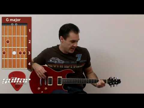 Beginner Guitar Lesson #4 - Guitar Strumming