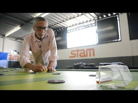 Futebol de mesa: uma tradição que resiste à tecnologia e ao tempo