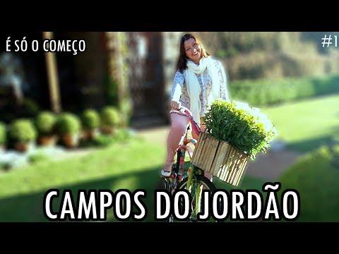 FINAL DE SEMANA EM CAMPOS DO JORDÃO - ALTO DO BOA VISTA - PRIMEIRO DIA - NOSSOS DESTINOS