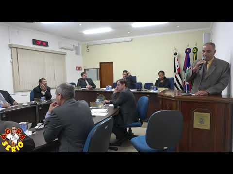 Tribuna Vereador Abel da Paz dia 9 de Abril de 2019