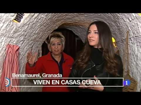 Casas cueva de Benamaurel - España Directo - 01/02/2017