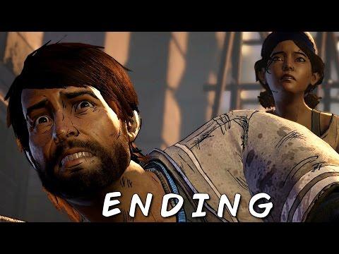 THE WALKING DEAD SEASON 3 EPISODE 4 ENDING A New Frontier - Walkthrough Gameplay Part 4