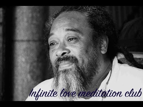 Mooji Guided Meditation | Remain as Space Awareness