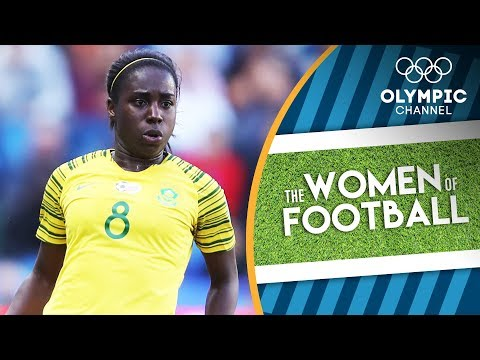 The Ode Fulutudilu Story: From Refugee to South African World Cup Footballer   The Women of Football