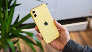 Sollte man das iPhone 11 im Jahr 2021 noch kaufen? iPhone 11 Review - deutsch