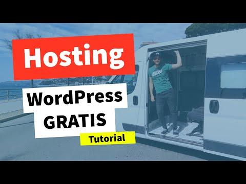 Hosting GRATIS para WordPress - Crea Tu Web en Coste 0 $ cPanel