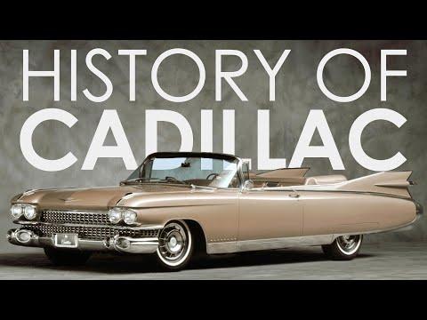 History of Cadillac