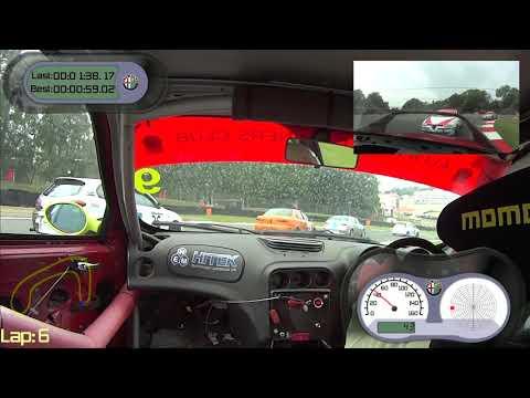 Brands Hatch 2020 – Race 1 – Richard Ford