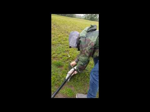 Il gas per pescare e cacciare di 33081 gabbie