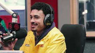 The Stir Up On 5FM   Shane Eagle