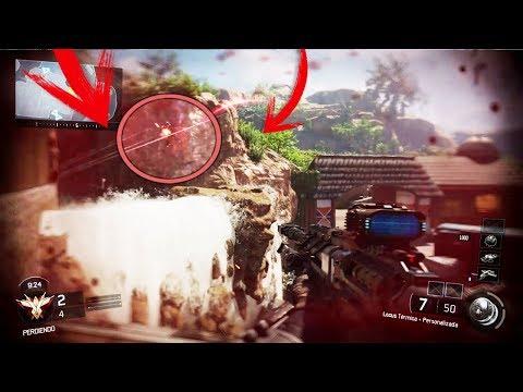 Esto es Call Of Duty: Black Ops 3 - V.18 (Cadena de bajas, 5 on screen y mas.. )