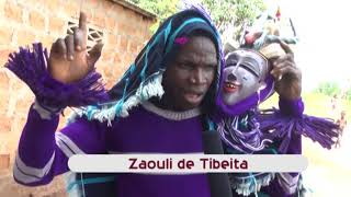 Zaouli, popular music and dance of the Guro communities in Côte d'Ivoire