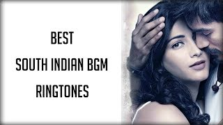 Top 5 South Indian BGM Ringtones |Download Now| S4
