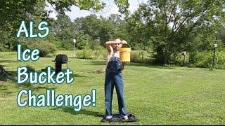 Ice Bucket Challenge—Sean K Reynolds