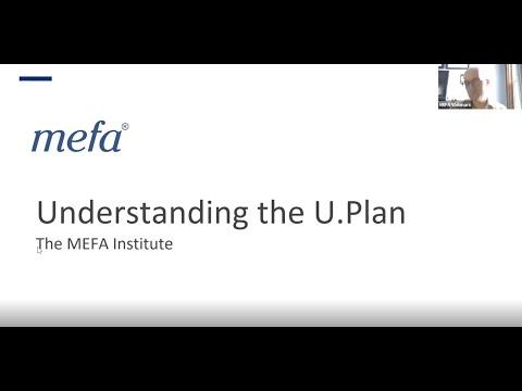 The MEFA Institute: Understanding the U.Plan