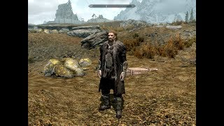 The Elder Scrolls V: Skyrim. Мертвый трэлл. Ульфрик Буревестник. Прохождение от SAFa