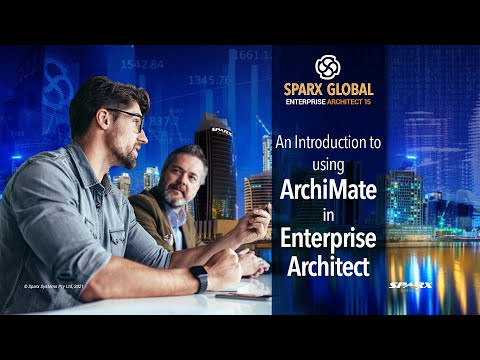 Enterprise Architecture:  An Introduction to using ArchiMate in Enterprise Architect
