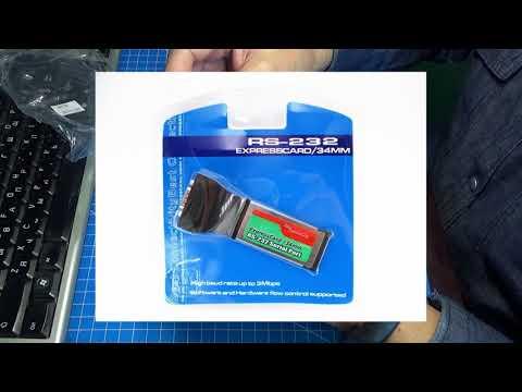 Планка COM порта RS232 для ПК
