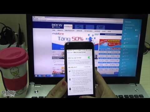 Hướng dẫn cài đặt iPhone làm điểm phát Wifi   Dichvudidong.vn
