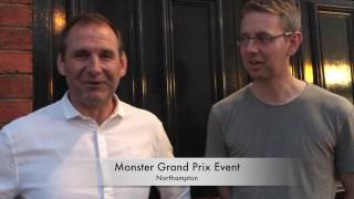 Monster Grand Prix Corporate Event