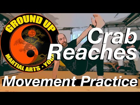 Movement Practice: Crab Reach Transitions