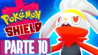 Raboot  - (Pokémon) - Pokémon SHIELD - RABOOT EVOLUIU! (Parte 10)
