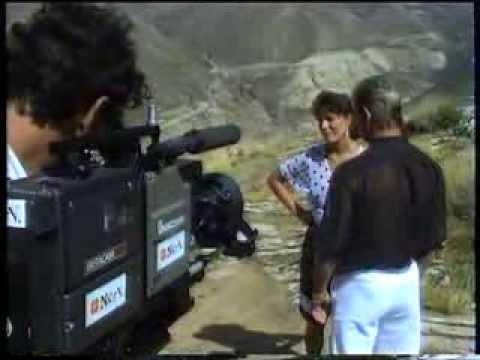 BZN in Spanje, 1989 - The Making of Crystal Gazer TV-special