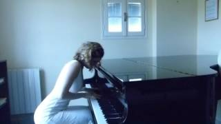 Frédéric CHOPIN Ballad Op 47 No 3 in A flat major (Emmanuelle Stephan)