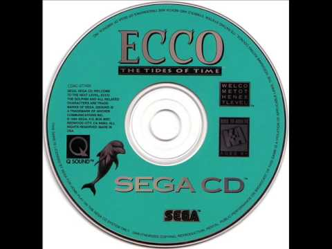 Ecco: The Tides of Time (SEGA CD) - Open Ocean