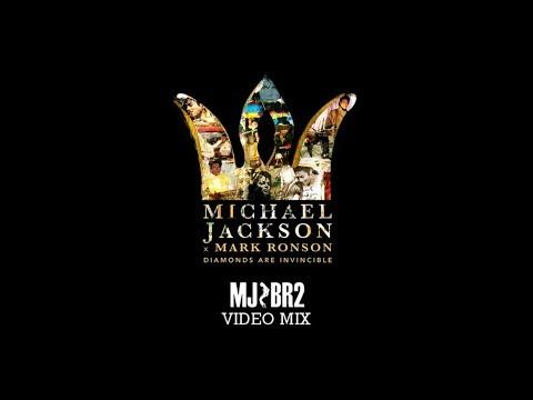 Michael Jackson x Mark Ronson: Diamonds are Invincible (MJbr2 Video Mix)