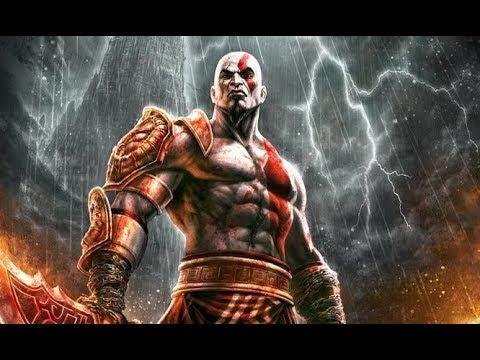 Gud of war!!!  фильм от компьютерной игры
