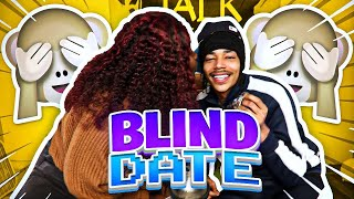 I SET UP THE TALK OF THE TOWN HOST ON A BLIND DATE & THIS HAPPENED...