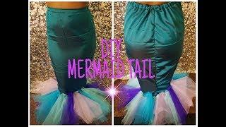 DIY: Mermaid Tail || Easy Costume Idea || How To Tutorial